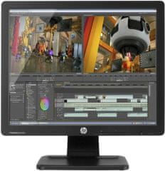 HP LED monitor ProDisplay P17A