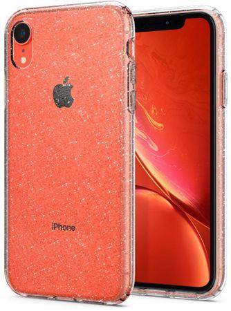 Spigen ovitek za iPhone XR Liquid iPhone Xr, crystal glitter, prozoren z bleščicami