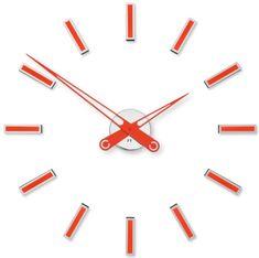 Future Time Felragasztható designos óra FT9600BK