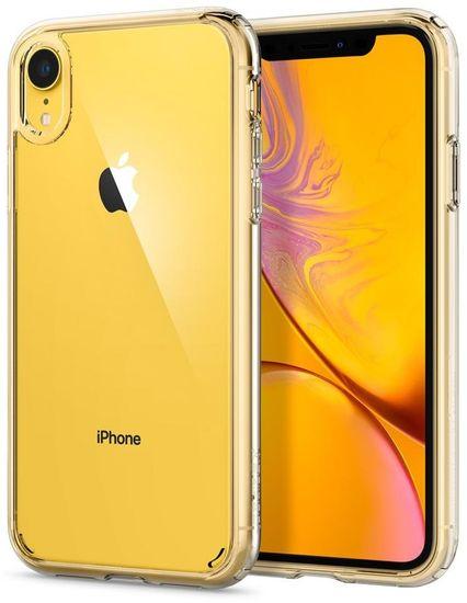 Spigen Ochranný kryt Ultra Hybrid pre Apple iPhone XR, transparentný 064CS24873