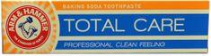 Arm & Hammer Total Care 125 g zubní pasta 2 ks