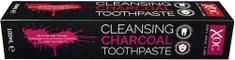 Charcoal bělící zubní pasta 100 ml 2 ks