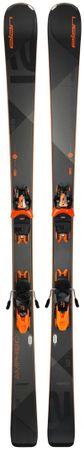 Elan Amphibio 12 TI PS ELX11 18 160 čierna/oranžová