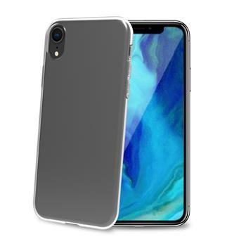 CELLY TPU etui Gelskin do Apple iPhone XR, bezbarwne GELSKIN998