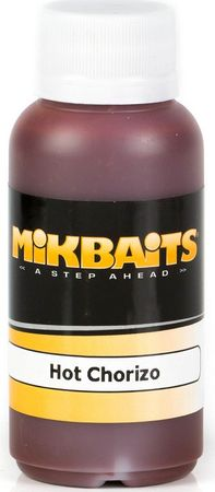 Mikbaits Tekutá Potrava Hot Chorizo 100 ml