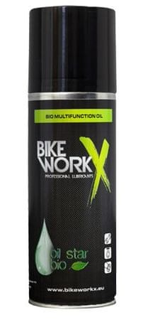 BikeWorkX  Oil Star bio spray 200ml