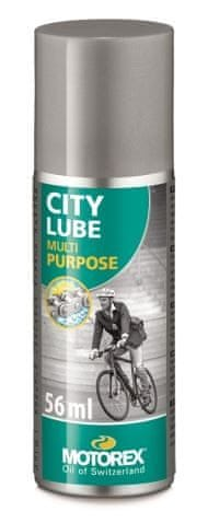 Motorex City Lube 56ml spray