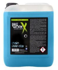 BikeWorkX  Chain Clean Star čistič 5l