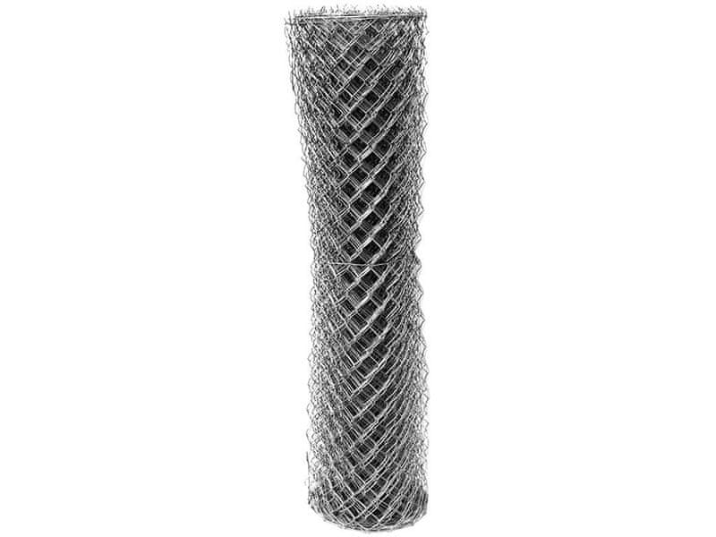 Čtyřhranné pletivo Zn (s ND) - výška 125 cm, 15 m