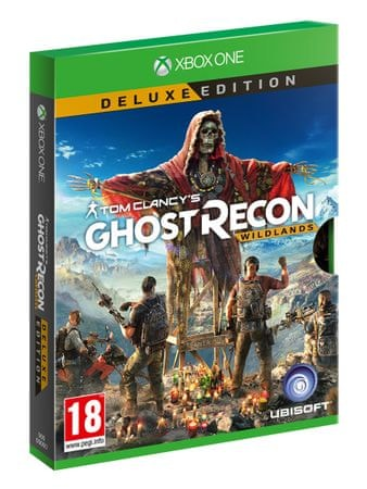 Ubisoft igra Tom Clancy's Ghost Recon: Wildlands - Deluxe Edition (Xbox One)