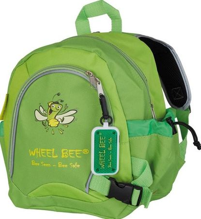 Wheel Bee nahrbtnik Little Bee z LED svetilko