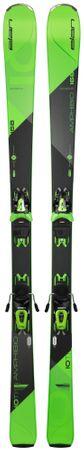 Elan Amphibio 10 TI PS ELS11 18 168 zelená/čierna