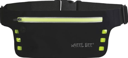 Wheel Bee torbica za okoli pasu LED Night Runner