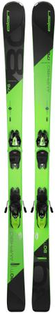 Elan Amphibio 80 TI PS ELX11 18 160 čierna/zelená
