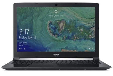 Acer prenosnik Aspire 7 A715-72G-550N i5-8300H/8GB/SSD256GB/GTX1050/15,6FHD/W10H (NH.GXBEX.031)