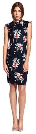 Nife dámské šaty 42 tmavě modrá