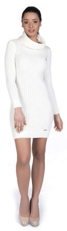 Giorgio Di Mare ženska obleka, bela, L
