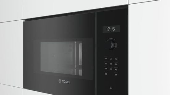 Bosch ugradbena mikrovalna pećnica BFL554MB0