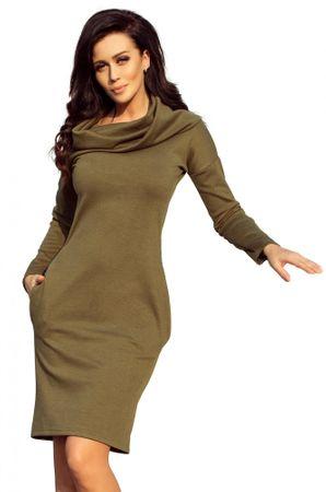 Numoco női ruha S khaki