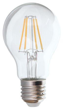 Iskra LED žarnica A60 E27 4W 2700K Filament