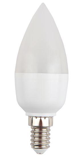 Iskra LED žarnica C37 E14 3W 3000K
