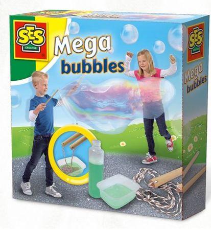 SES milni mehurčki Mega Bubble