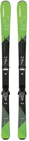 Elan Waveflex 10 LS EL10 18 160 sivá/zelená