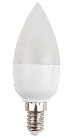 Iskra LED žarnica C37 E14 5.5W 4100K