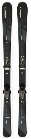 Elan Waveflex 76 Black LS EL10 18 168 čierna