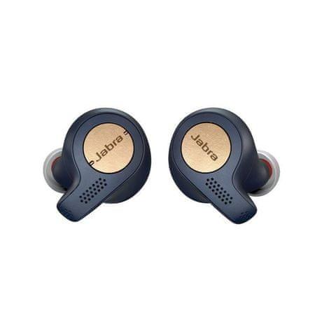 Jabra Douszne słuchawki bezprzewodowe Elite Active 65t, miedziany/niebieski BLUHFPJELITE65TA