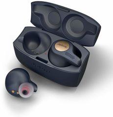 Jabra Elite Active 65t bezdrátová sluchátka, měděně modrá 100-99010000-60