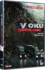 V oku hurikánu   - DVD