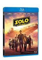 Solo: Star Wars Story (2BD: 2D verze + bonus disk)   - Blu-ray