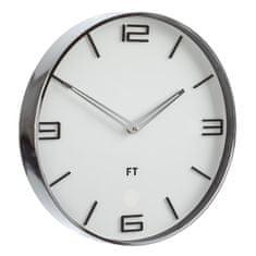 Future Time Design falióra FT3010WH Flat white 30 cm