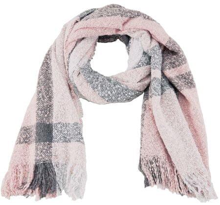 s.Oliver Női világos rózsaszín sál
