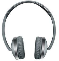 Canyon brezžične Bluetooth 4.2 slušalke, zložljive, sive (CNS-CBTHS2DG)