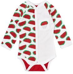 Garnamama dětské body s melouny
