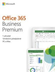 Microsoft Office 365 Business Premium (KLQ-00413)