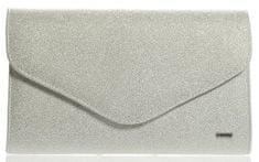 GROSSO BAG stříbrné psaníčko