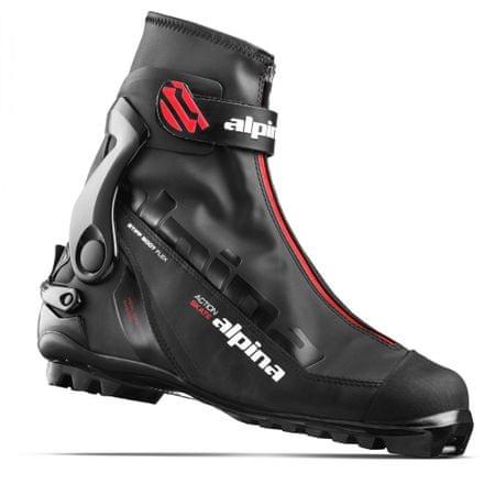 Alpina ASK black/red/white 41 čierna/červená