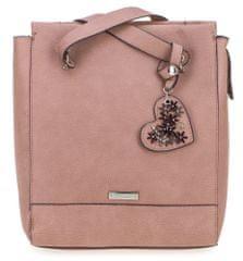 Tamaris női hátizsák rózsaszín Milla