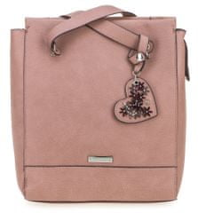 Tamaris dámský růžový batoh Milla