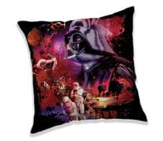 Jerry Fabrics Star Wars Dark Power párna, 40 x 40 cm