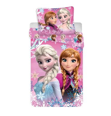 Jerry Fabrics posteljnina Frozen sisters 02