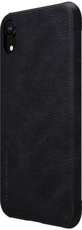 Nillkin etui Qin Book iPhone Xr, czarny 2440541