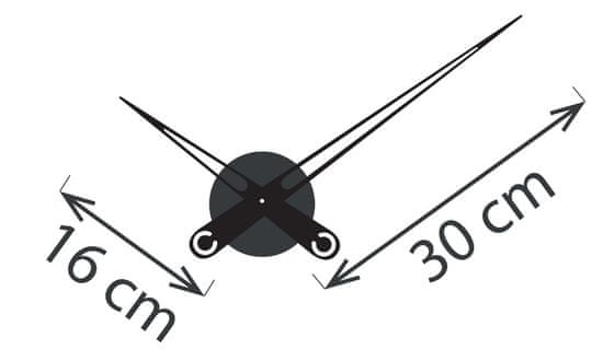 Future Time dizajnerska stenska ura FT9650