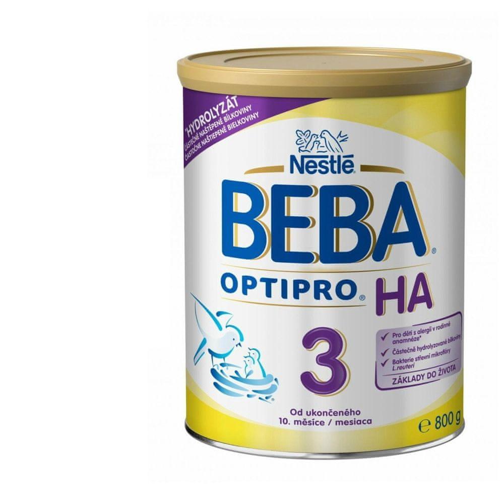 Nestlé Nestlé BEBA OPTIPRO HA 3 800g