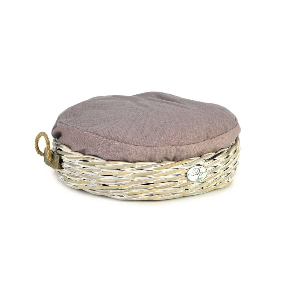 Designed by Lotte Kubu Round basket 50cm