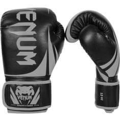 """Boxerské rukavice """"Challenger 2.0"""", čierna/šedá 14oz"""