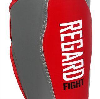 """REGARD Holenné chrániče s nártom """"Romerro"""", červená L/XL"""